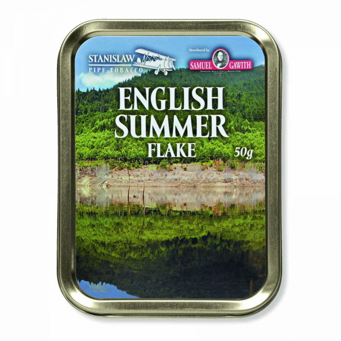 Samuel Gawith »English Summer Flake« 50g Dose