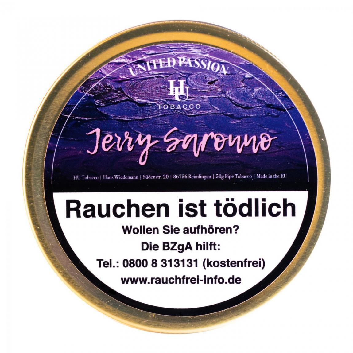 HU Tobacco »Jerry Saronno« 50g