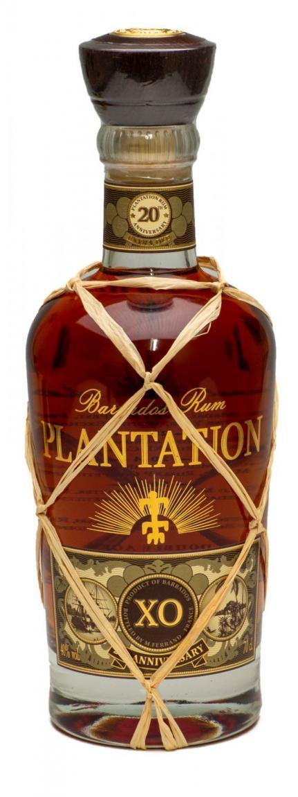 Rum Plantation »Barbados Extra Old 20th Anniversary«