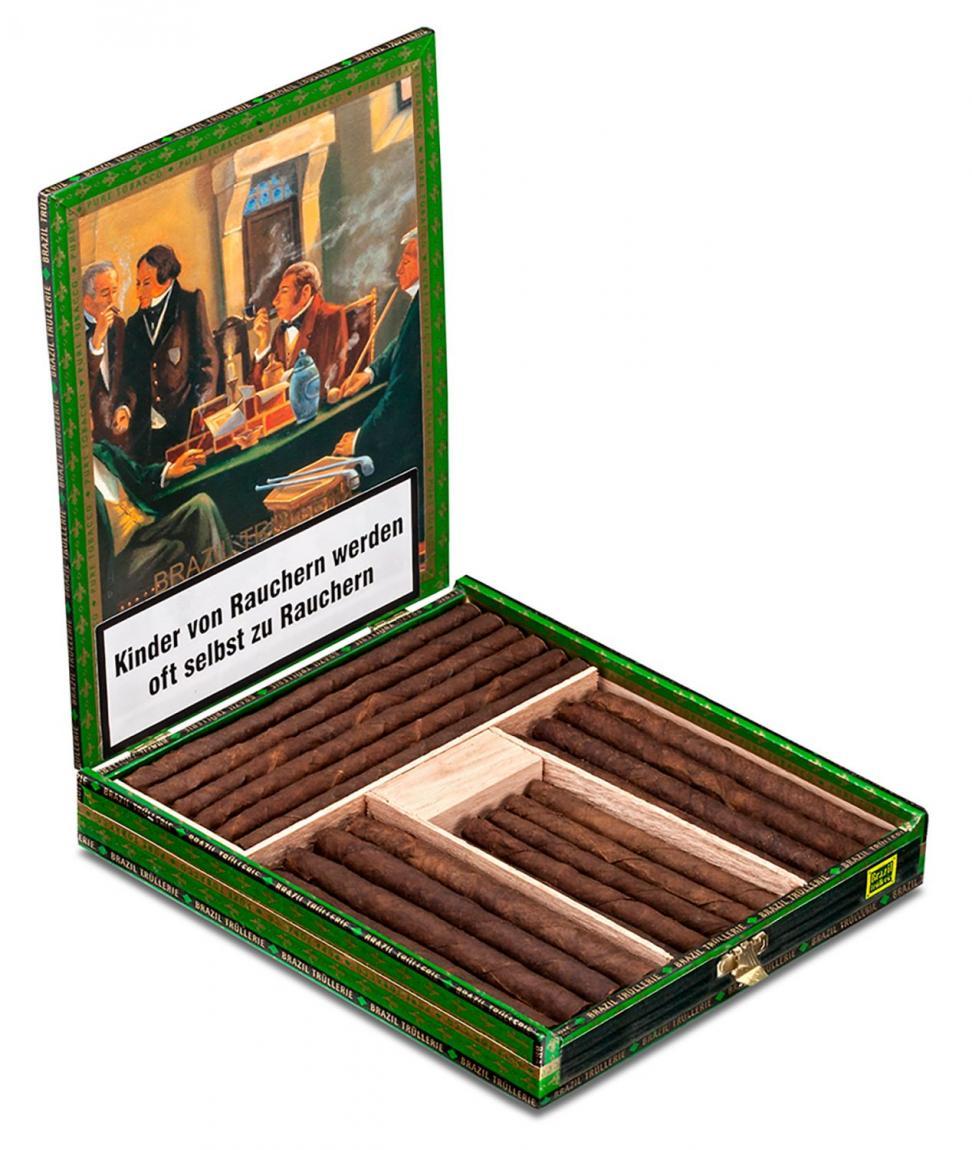 Brazil Trüllerie Fancy Smoke 25er Kiste