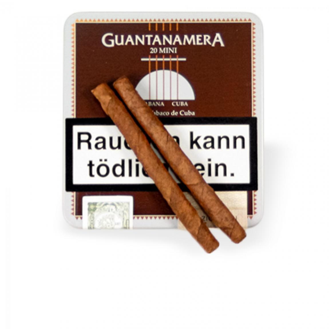 Guantanamera Mini 20er Schachtel