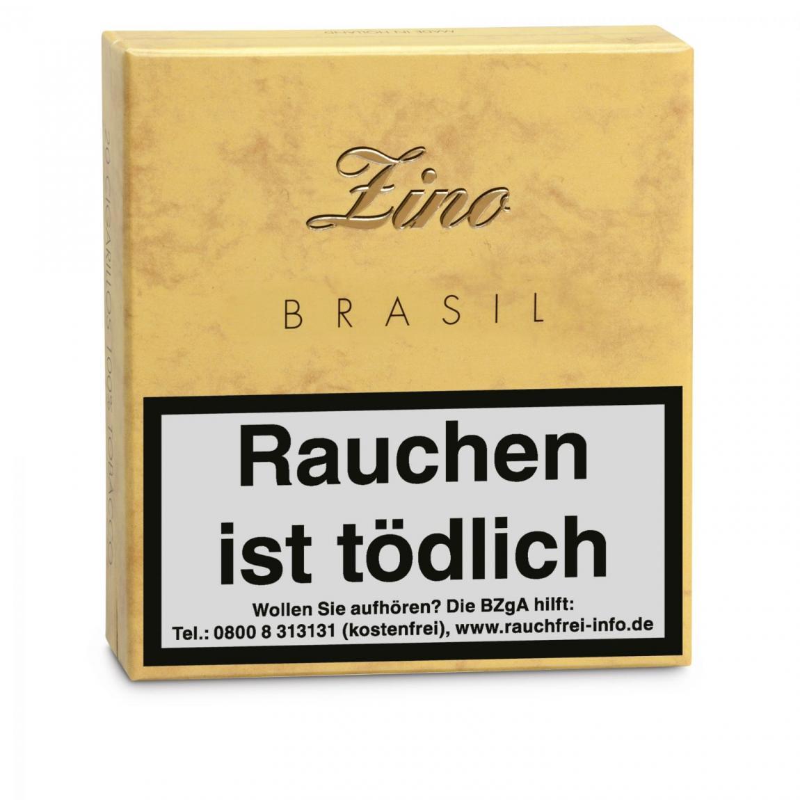 Zino Zigarillos Brasil 20er Schachtel
