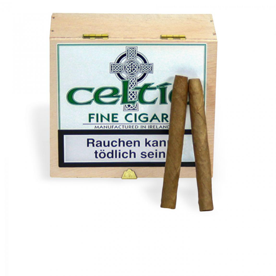 Celtic Mini Cigarillos Sumatra 50er Kiste