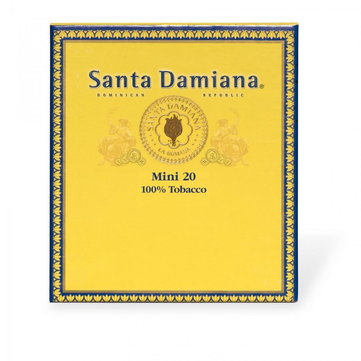 Santa Damiana »Classic« Minis; 20er Schachtel