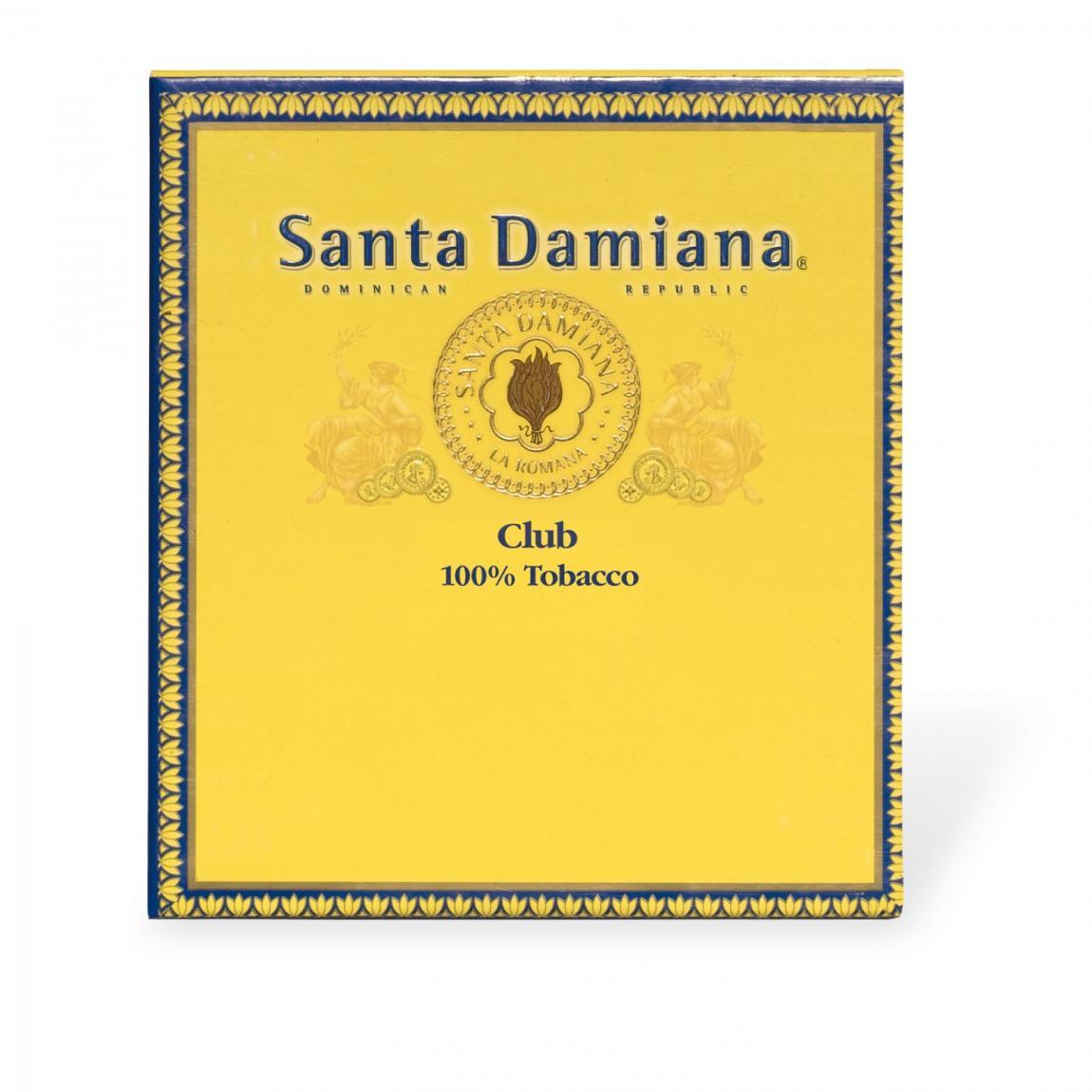 Santa Damiana »Classic« Club, 20er Schachtel