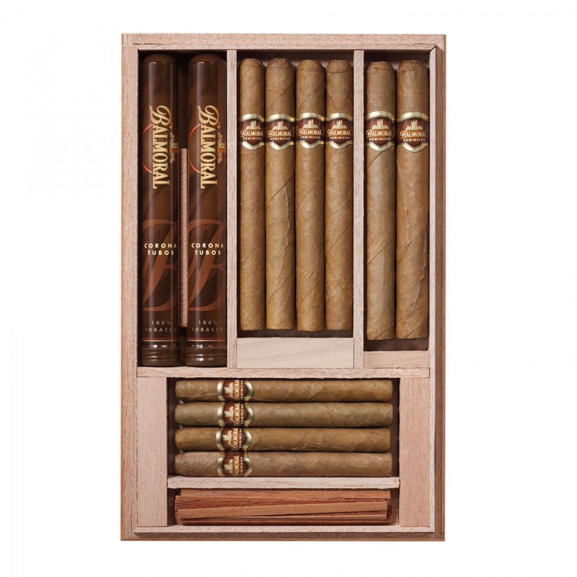 Balmoral D. S. Collection 12 Sortiment 12er Kiste