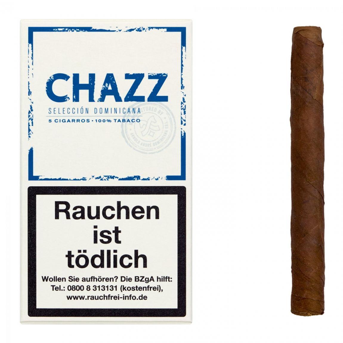 CHAZZ Cigarros - Seleccion Dominicana 5er Schachtel