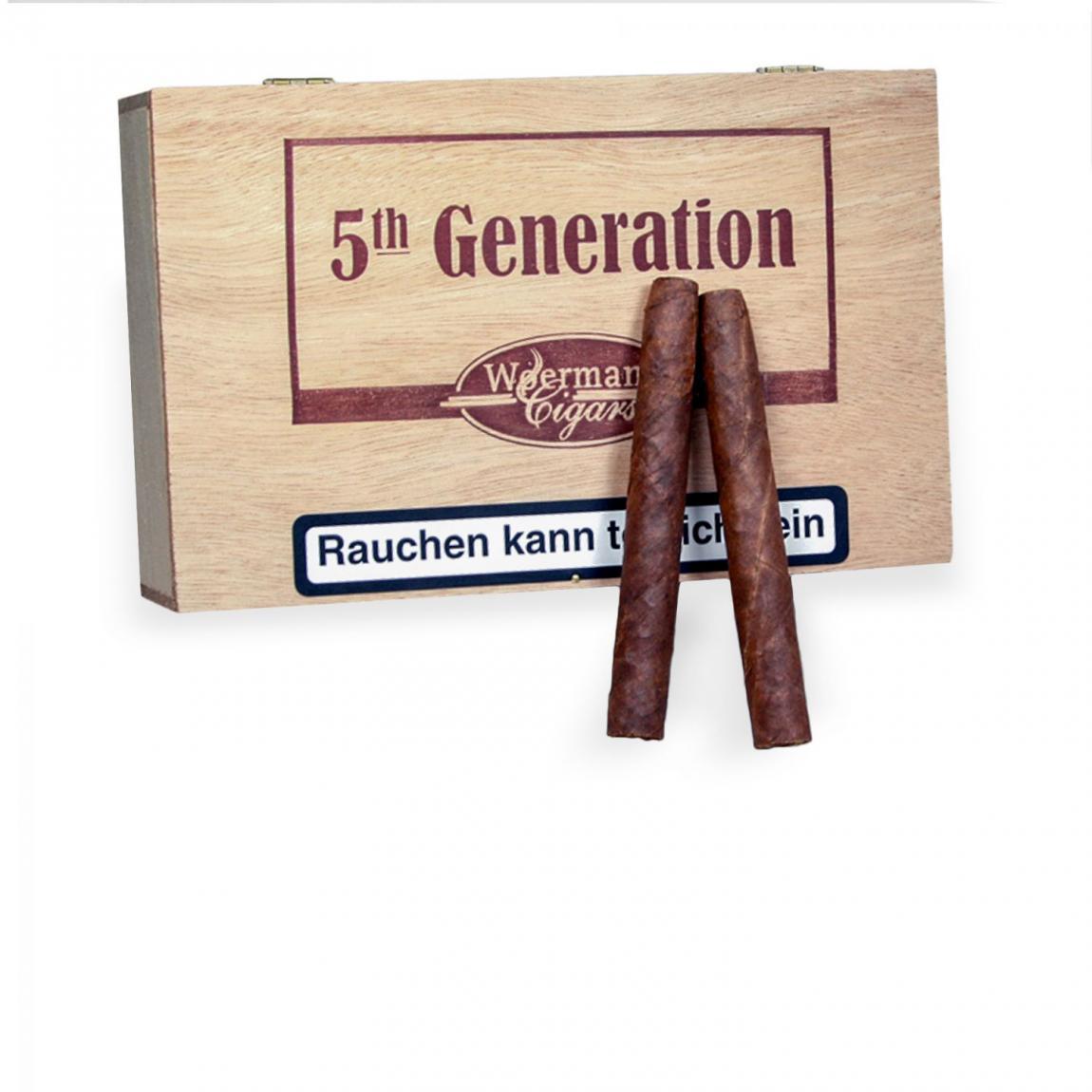 5th Generation »Coronita Brasil« 50er Kiste
