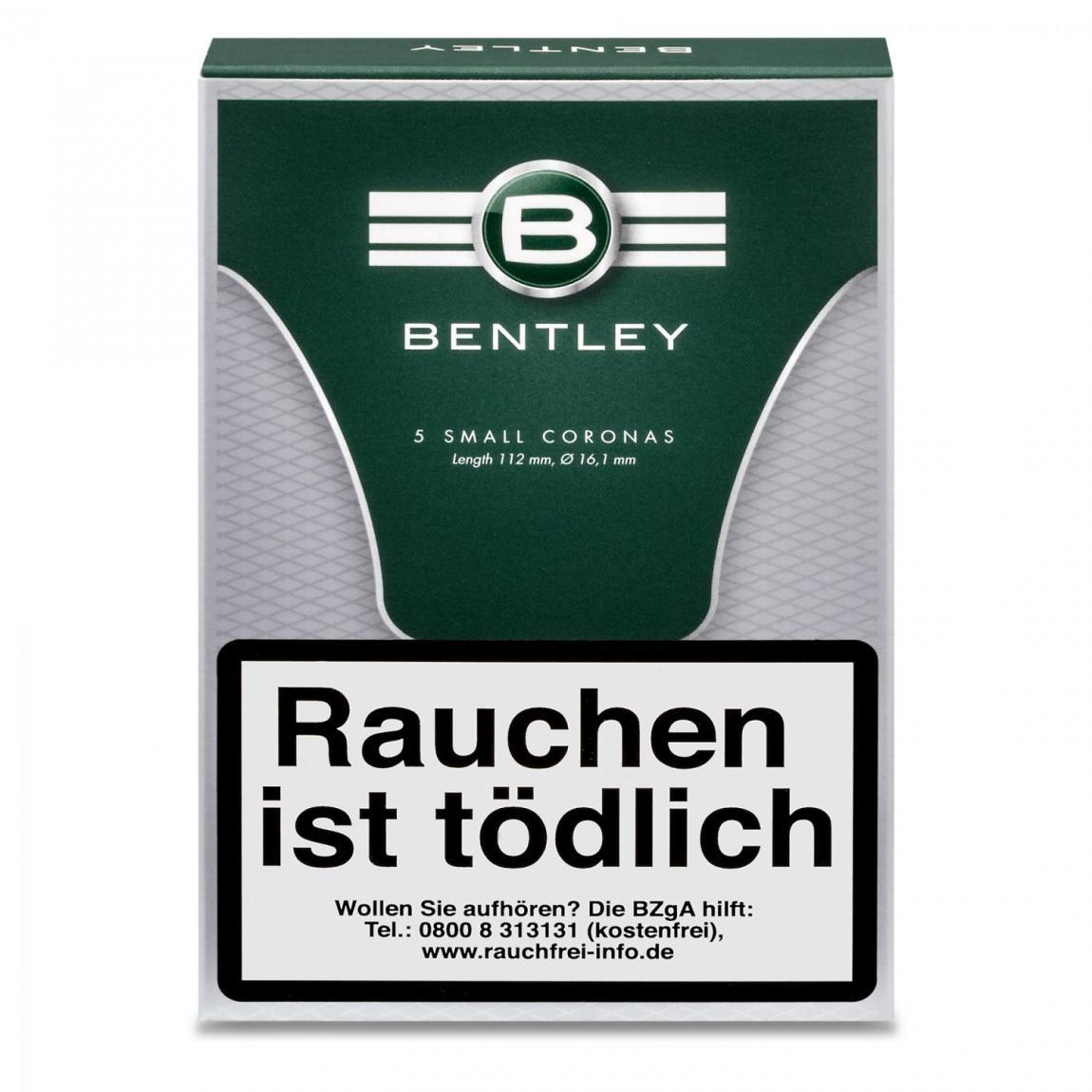 Bentley Small Coronas, 5er Schachtel