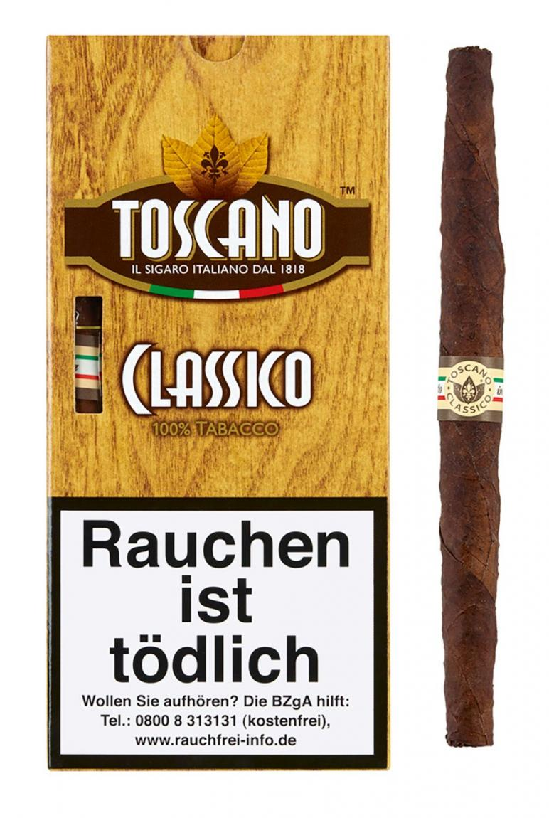 Toscano »Classico« 5er Schachtel