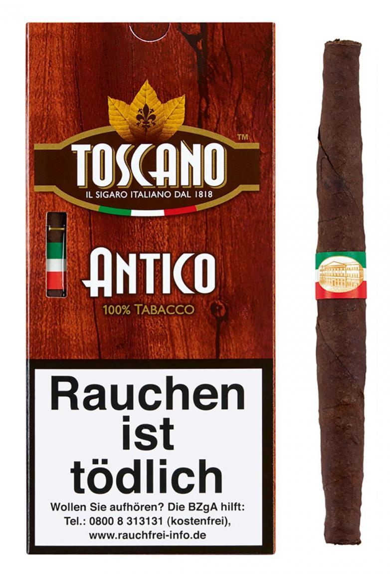 Toscano »Antico« 5er Schachtel