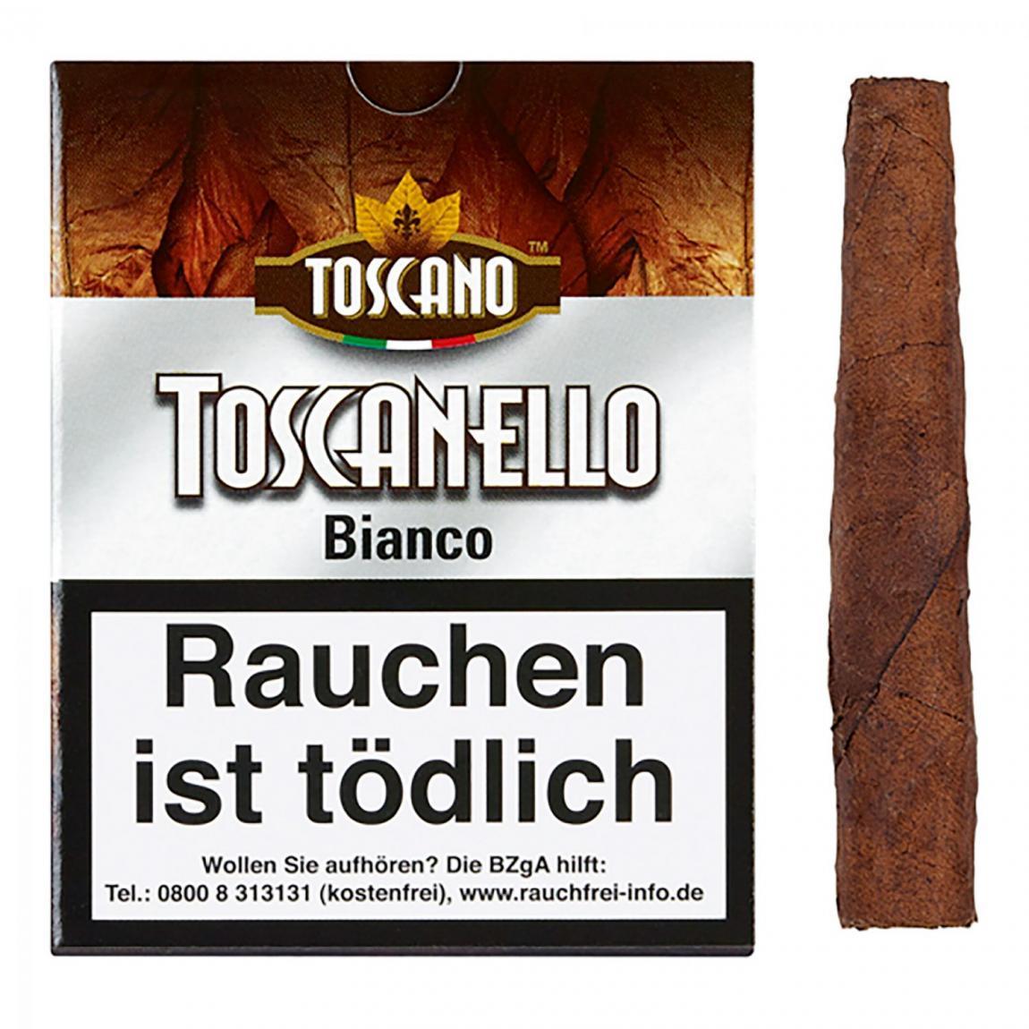 Toscano Toscanello »Bianco« 5er Schachtel