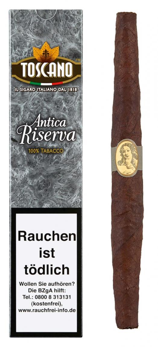Toscano »Antico Riserva« 2er Schachtel