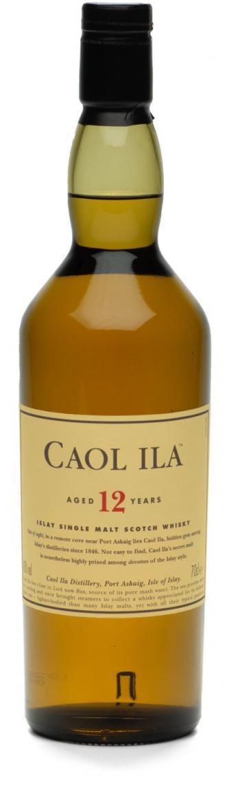Caol Ila »Single Islay Malt 12 Years«