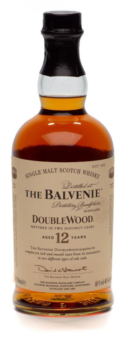 The Balvenie »Double Wood Single Malt 12 Years«
