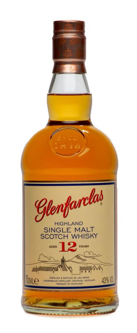 Glenfarclas »Speyside Single Malt 12 Years«