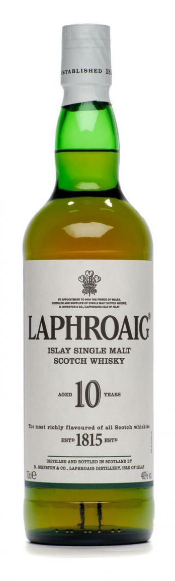 Laphroaig »Single Islay Malt over 10 Years«