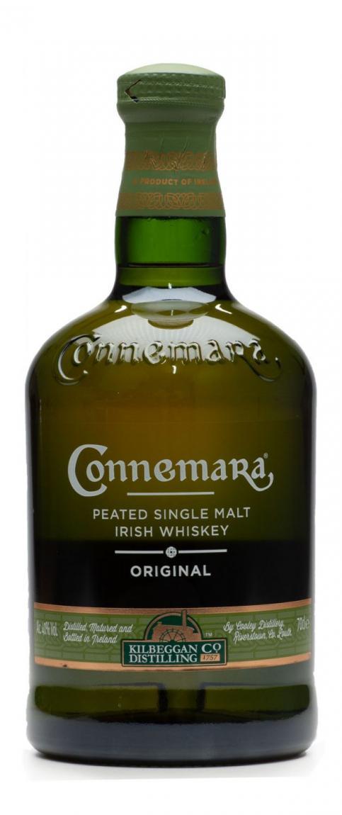 Connemara »Irish Peated Single Malt«