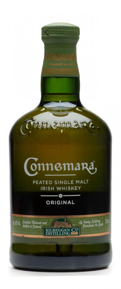 Connemara »Irish Peated Single Malt«