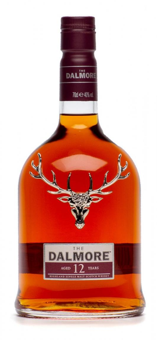 The Dalmore »Highland Single Malt 12 Years«