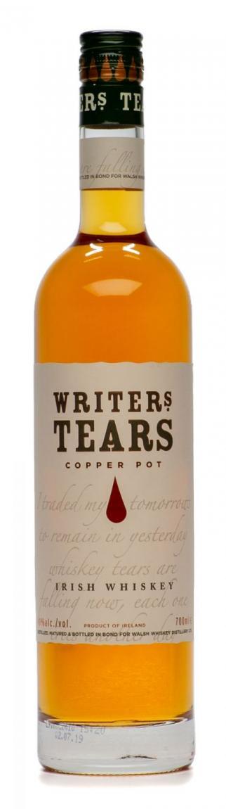 Writer's Tears »Pot Still Irish Whiskey«