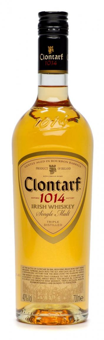Clontarf »Single Malt Irish Whiskey«