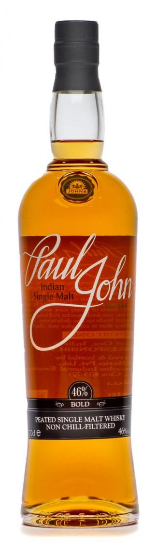 Paul John »Bold Indian Single Malt«