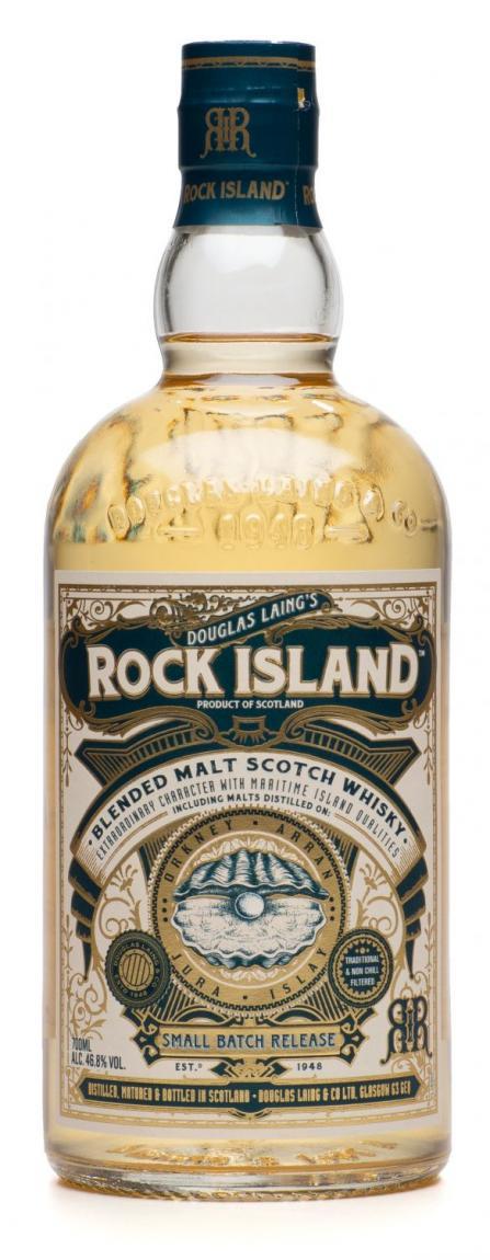 Rock Island »Blended Malt Scotch Whisky«