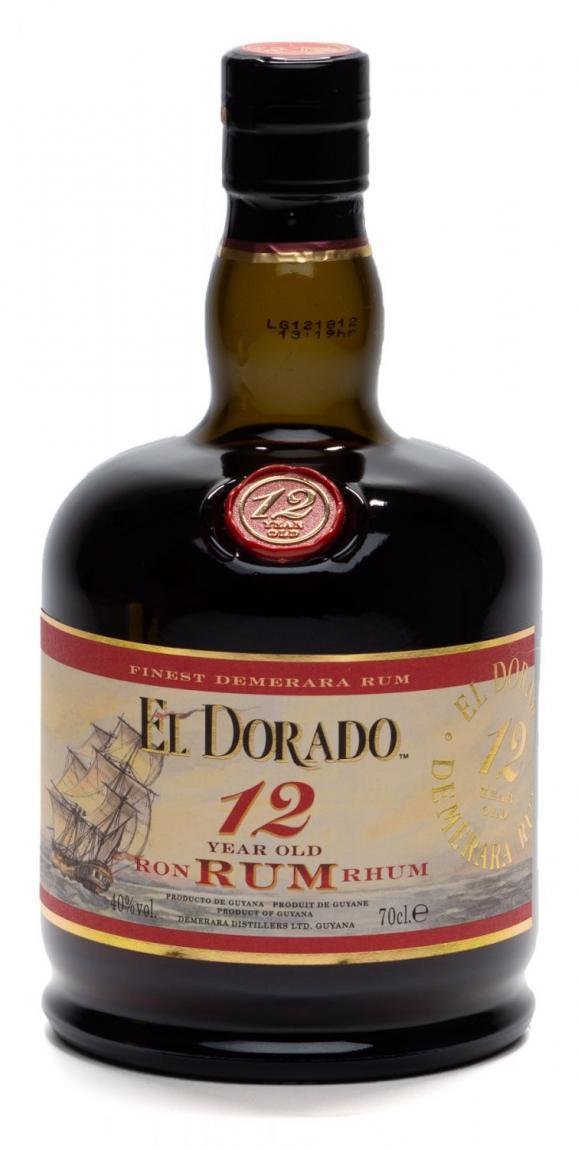El Dorado »Special Reserve 12 Years Old«
