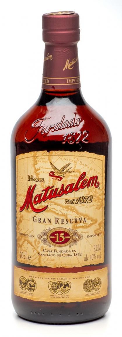 Matusalem »Gran Reserva 15 Years« Dominikanische Republik