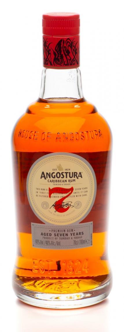 Angostura »Dark Rum Aged 7 Years«