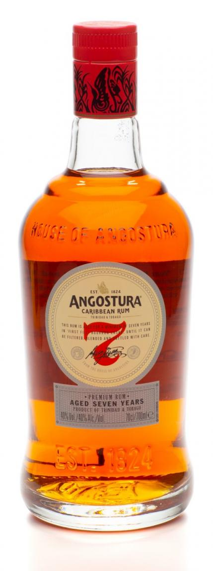 Angostura »Dark Rum Aged 7 Years« (Trinidad)