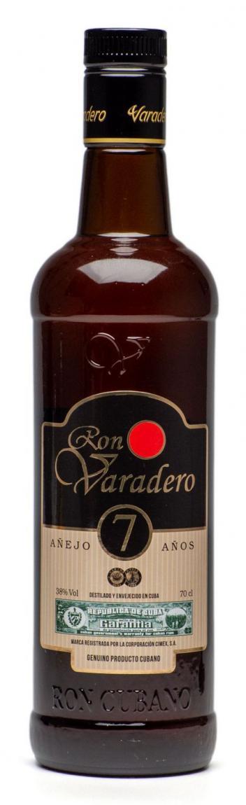 Ron Varadero »Anejo 7 Años« (Kuba)