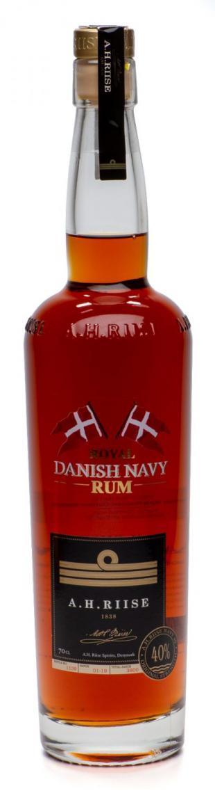 A. H. RIISE Royal Danish Navy Rum (Virgin Island)