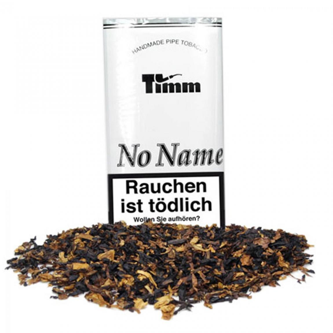 Timm's No Name weiß 50g Pouch