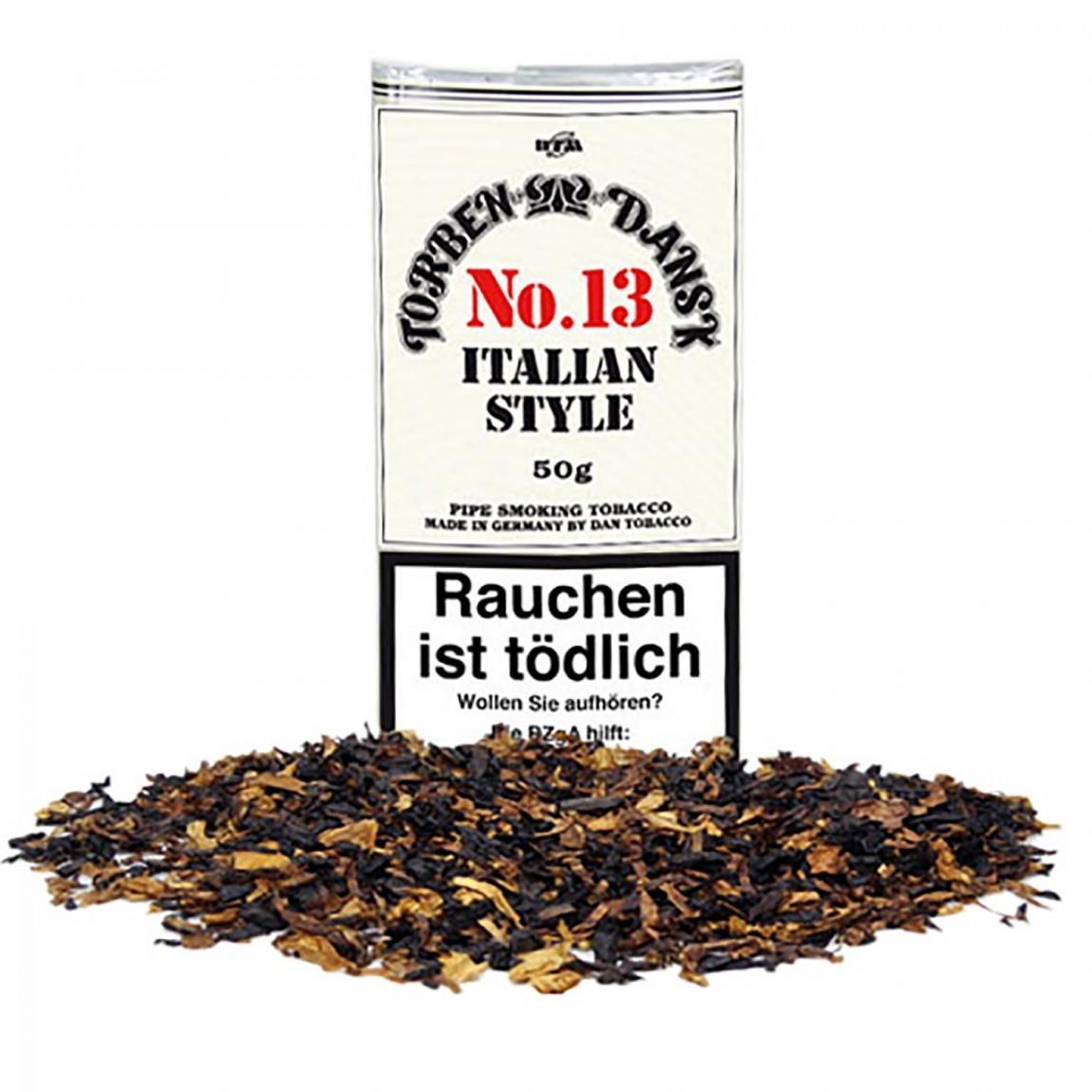 Torben Dansk No. 13 Italian Style 100g Dose
