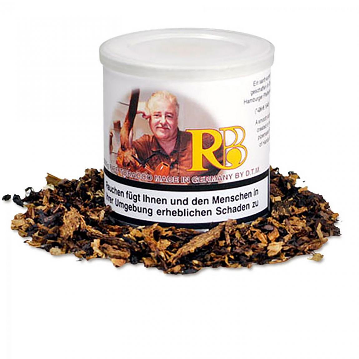 Rainer Barbi Memorial Blend - mit Nuss & Karamell Flavour
