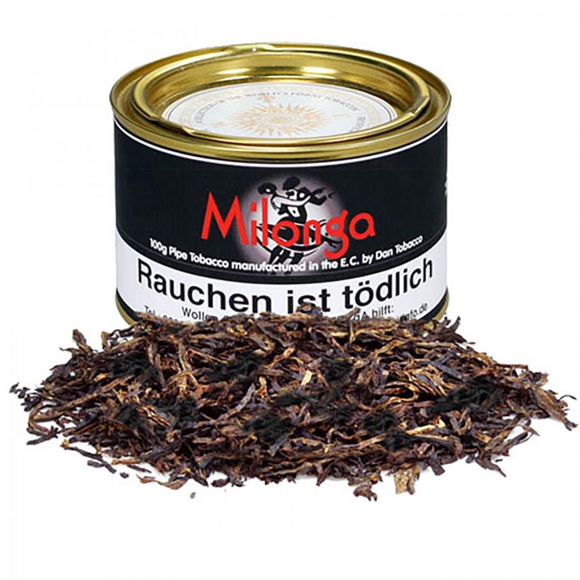 Milonga - sanft sinnlich in Duft & Aroma mit Vanille & Karamell