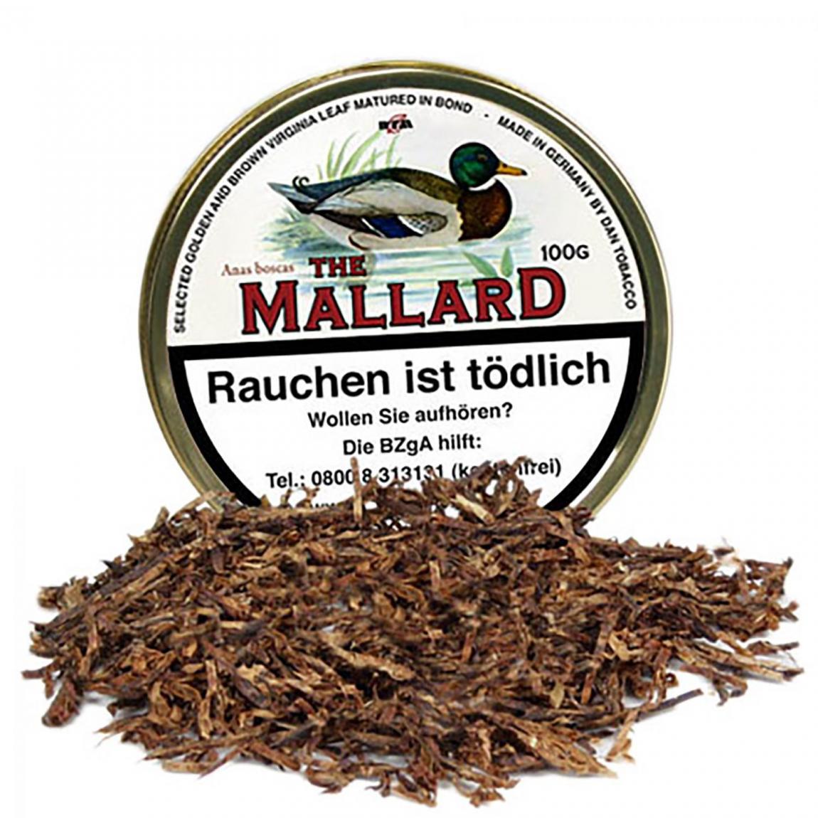 The Mallard, Ready Rubbed 100g Dose