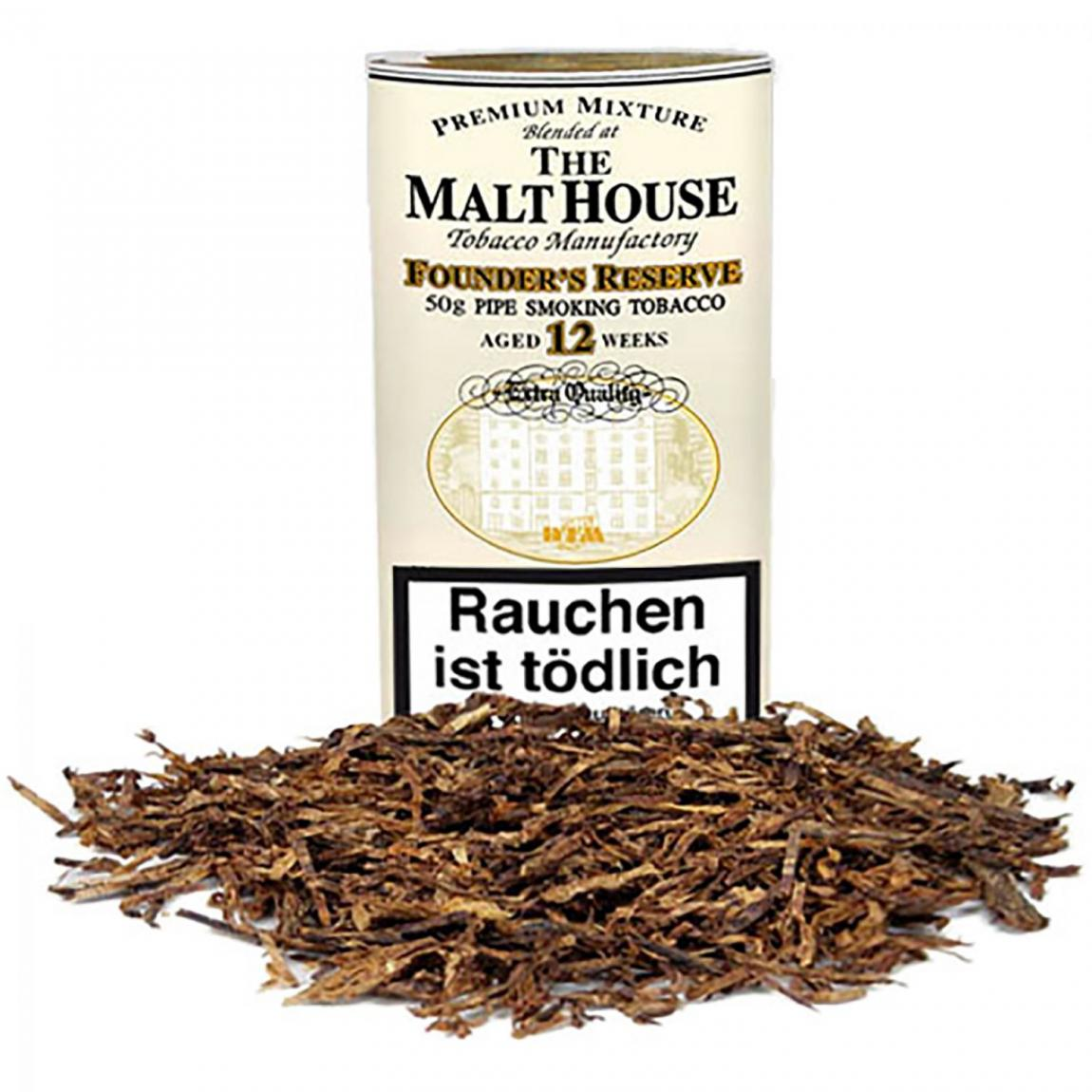 The Malthouse, Ready Rubbed 50g Pouch