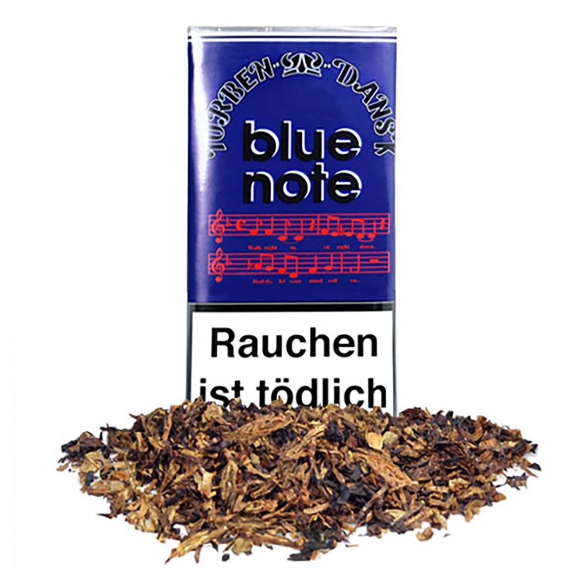 Torben Dansk Blue Note 50g Pouch