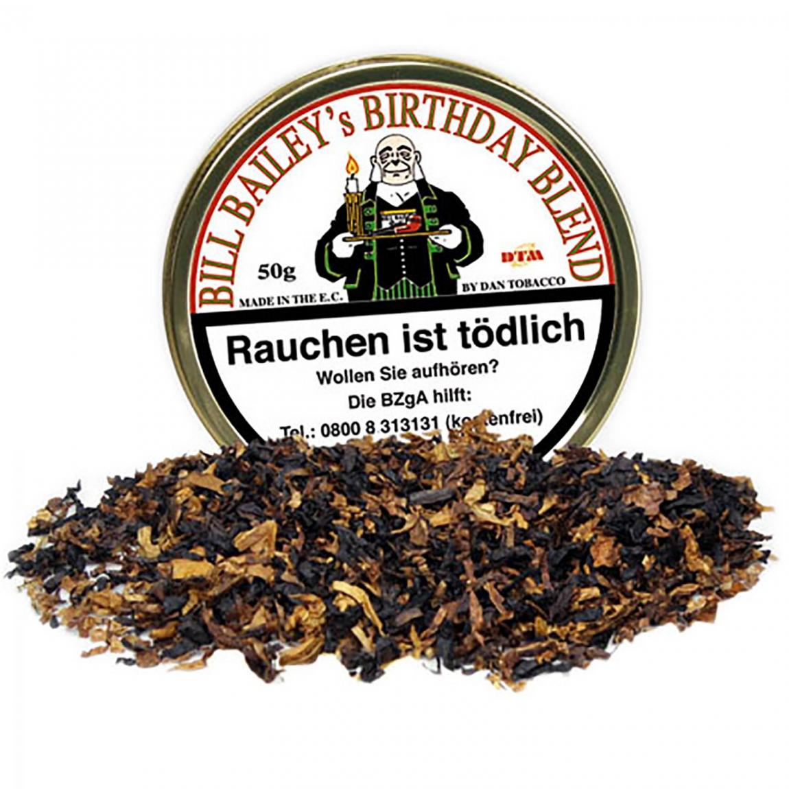Bill Bailey's Birthday Blend - frischer Genuss mit Blue Curaçao Flavour