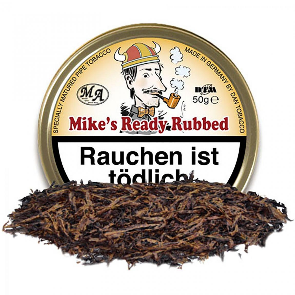Michael Apitz Mike's Ready Rubbed 250g Sparpack