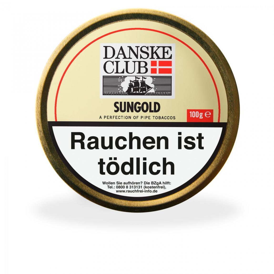 Danske Club »Sungold« 100g Dose
