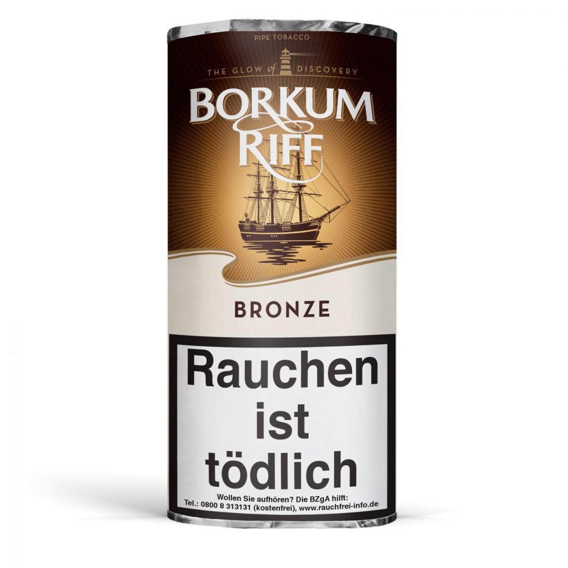 Borkum Riff »Bronze« 50g Pouch