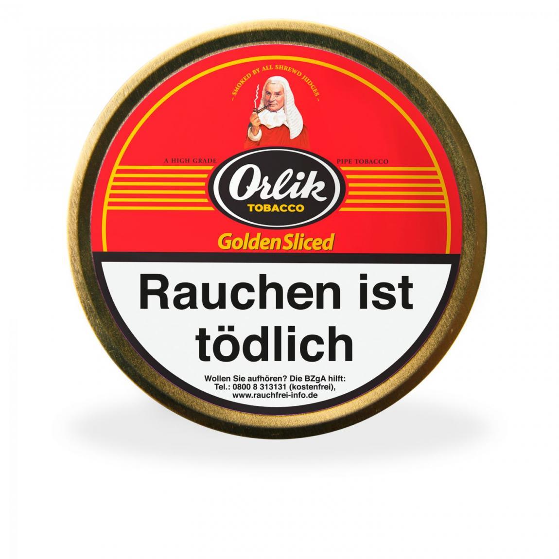 Orlik »Golden Sliced« 100g Dose