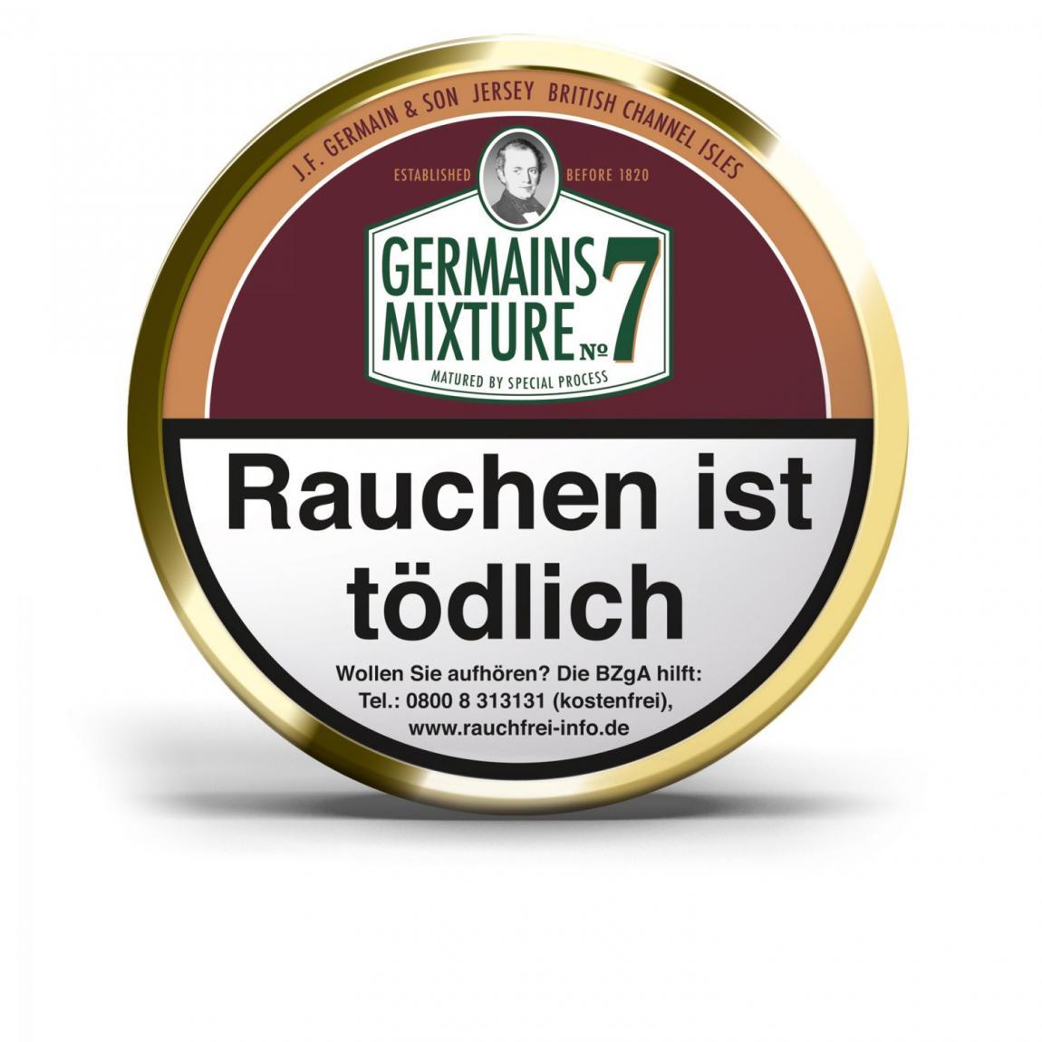 Germain's Mixture No. 7 100g Dose