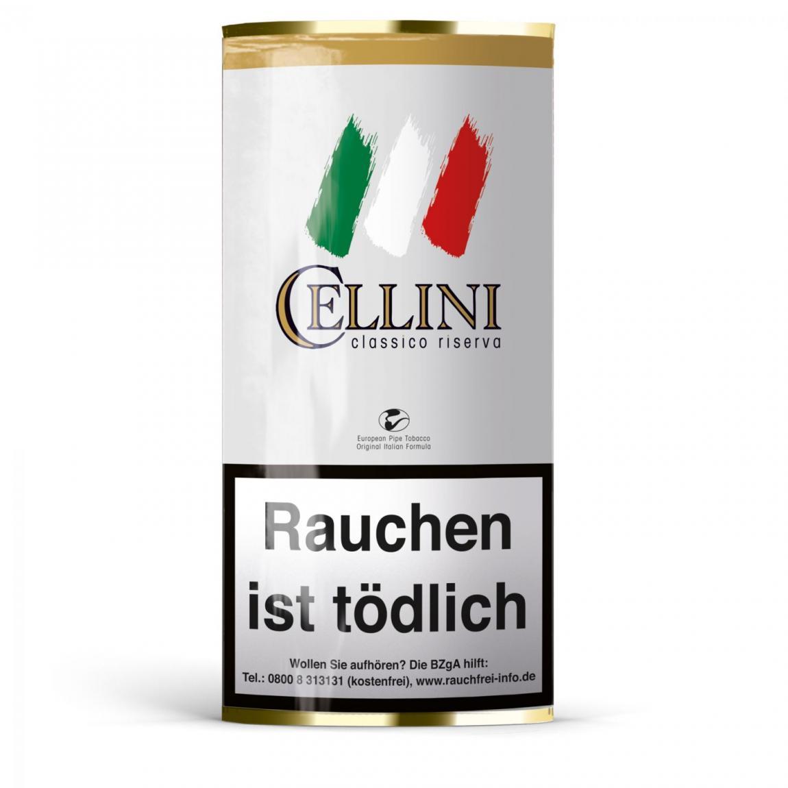 Cellini Classico Riserva 50g Pouch