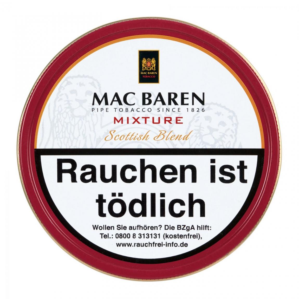 Mac Baren »Mixture« Scottish Blend 100g Dose