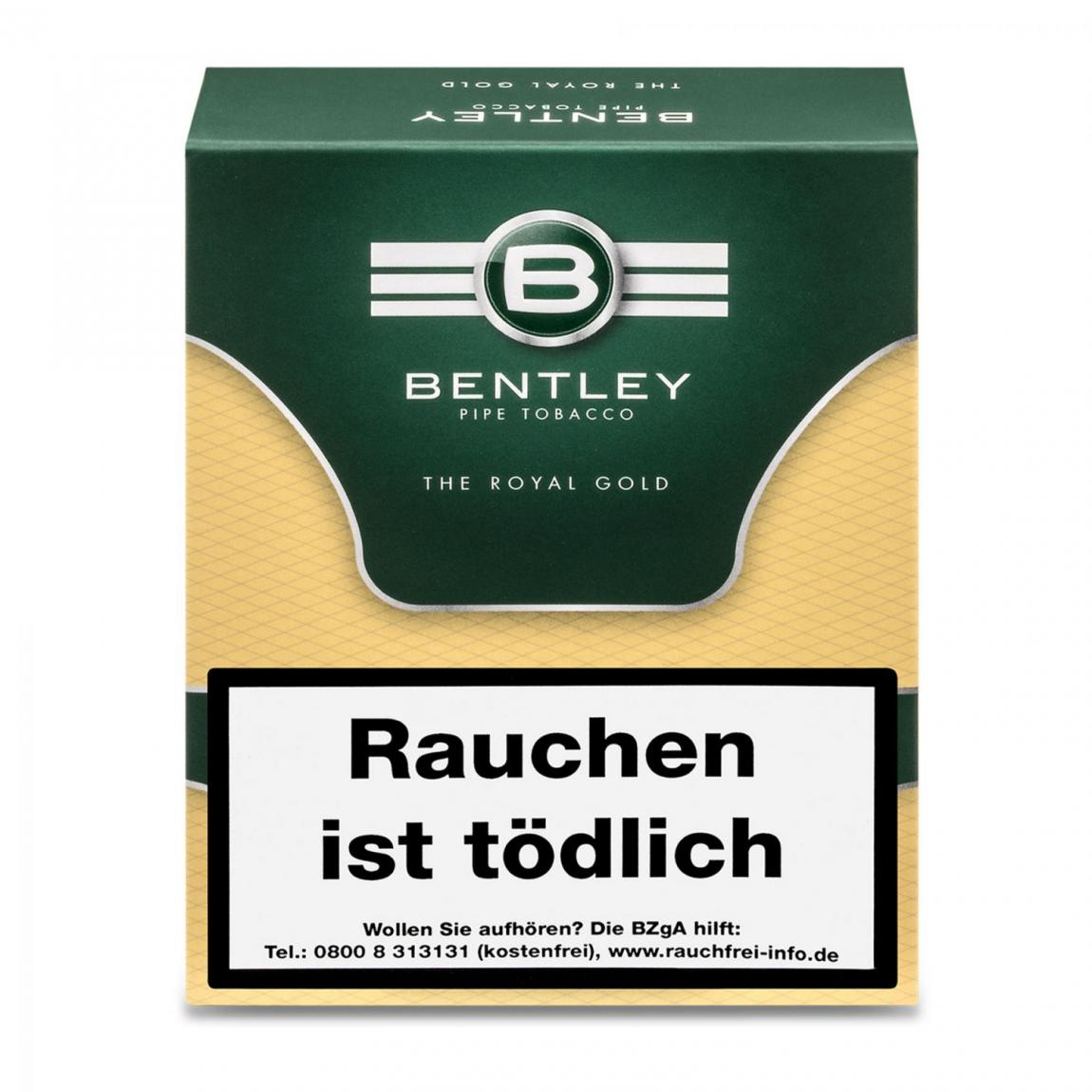 Bentley »The Royal Gold« 50g Schachtel